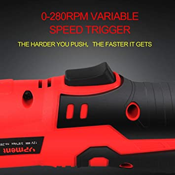 Vpment Cordless Ratchet Wrench featured image 3