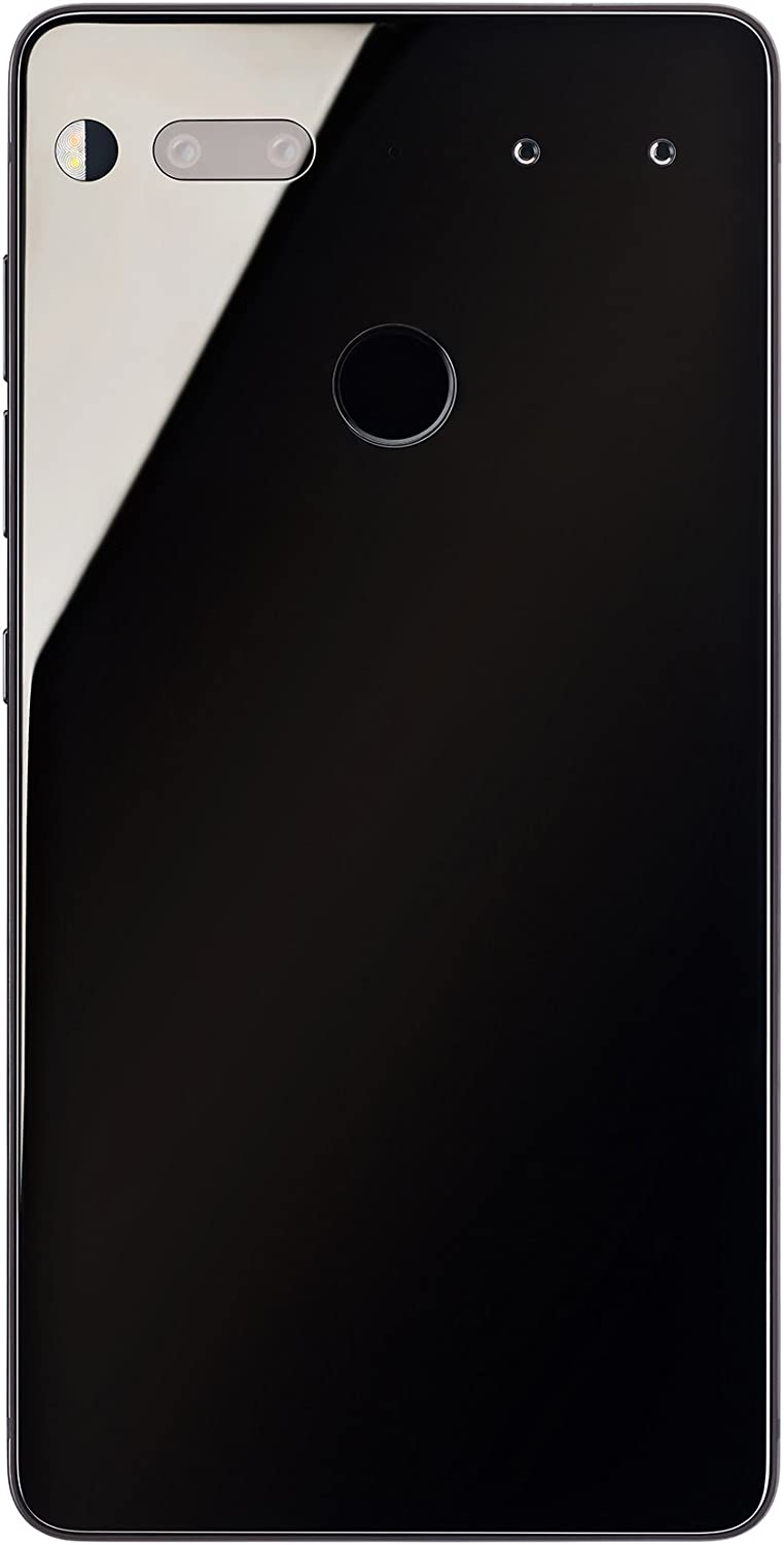 Essential Phone 128 GB Unlocked with Full Display, Dual Camera ...