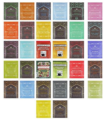 Custom VarieTea Harney & Sons Tea Bags Assortment Includes Mints (40 (Custom Tea)