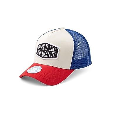 UP FRONT Gorra UF1292 - Skate Baseball Trucker Cap MC: Amazon.es ...