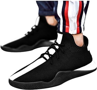 Calzado de atletismo para hombre Zapatillas Hombres Deporte ...