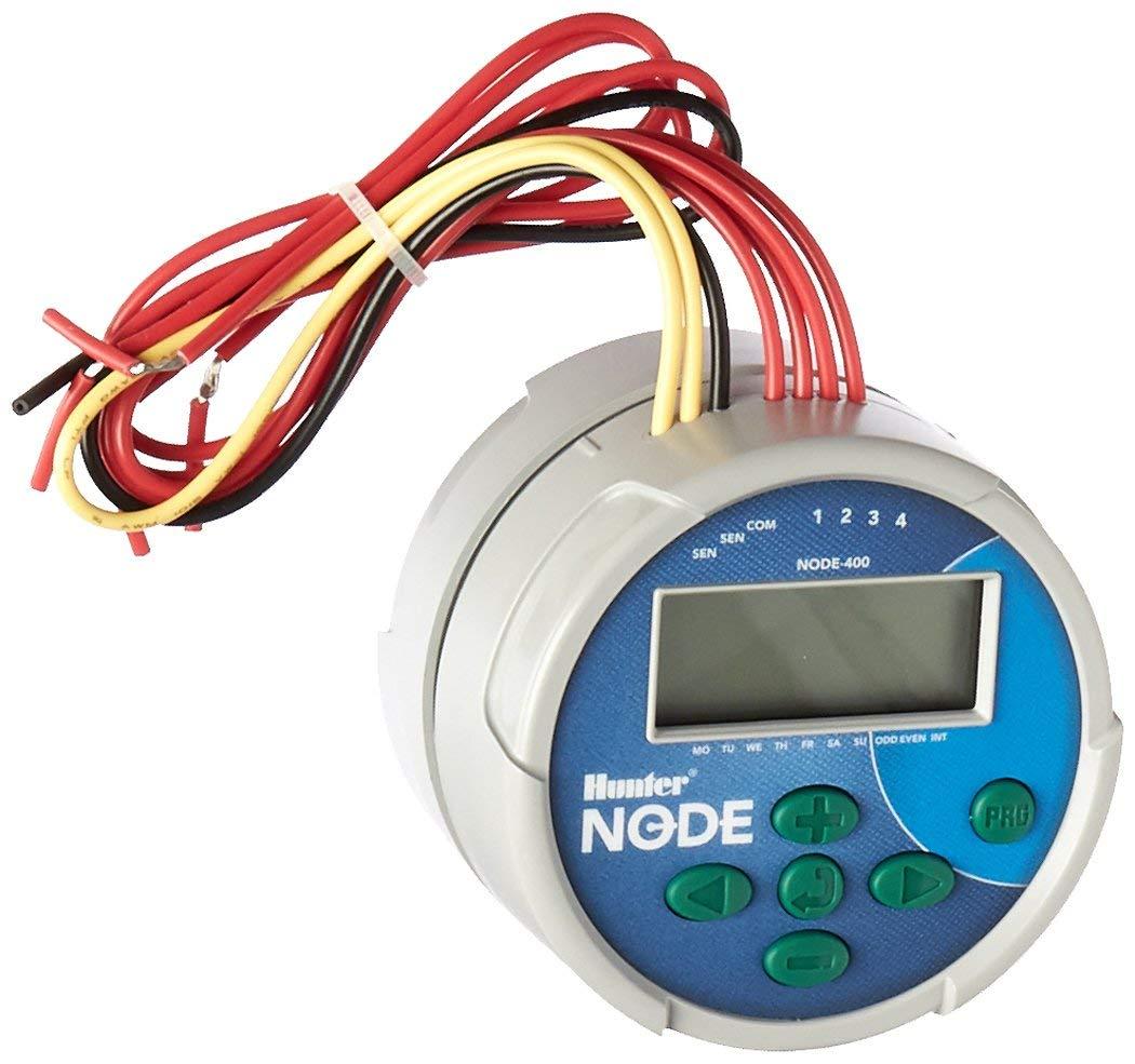 Hunter Sprinkler NODE400 NODE 4-Station Irrigation Controller