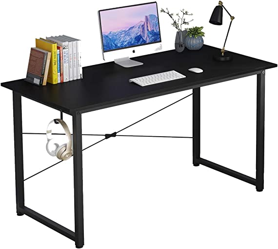Home Office Writing Desk SOHO Computer Desk Modern Simple Style Laptop Table