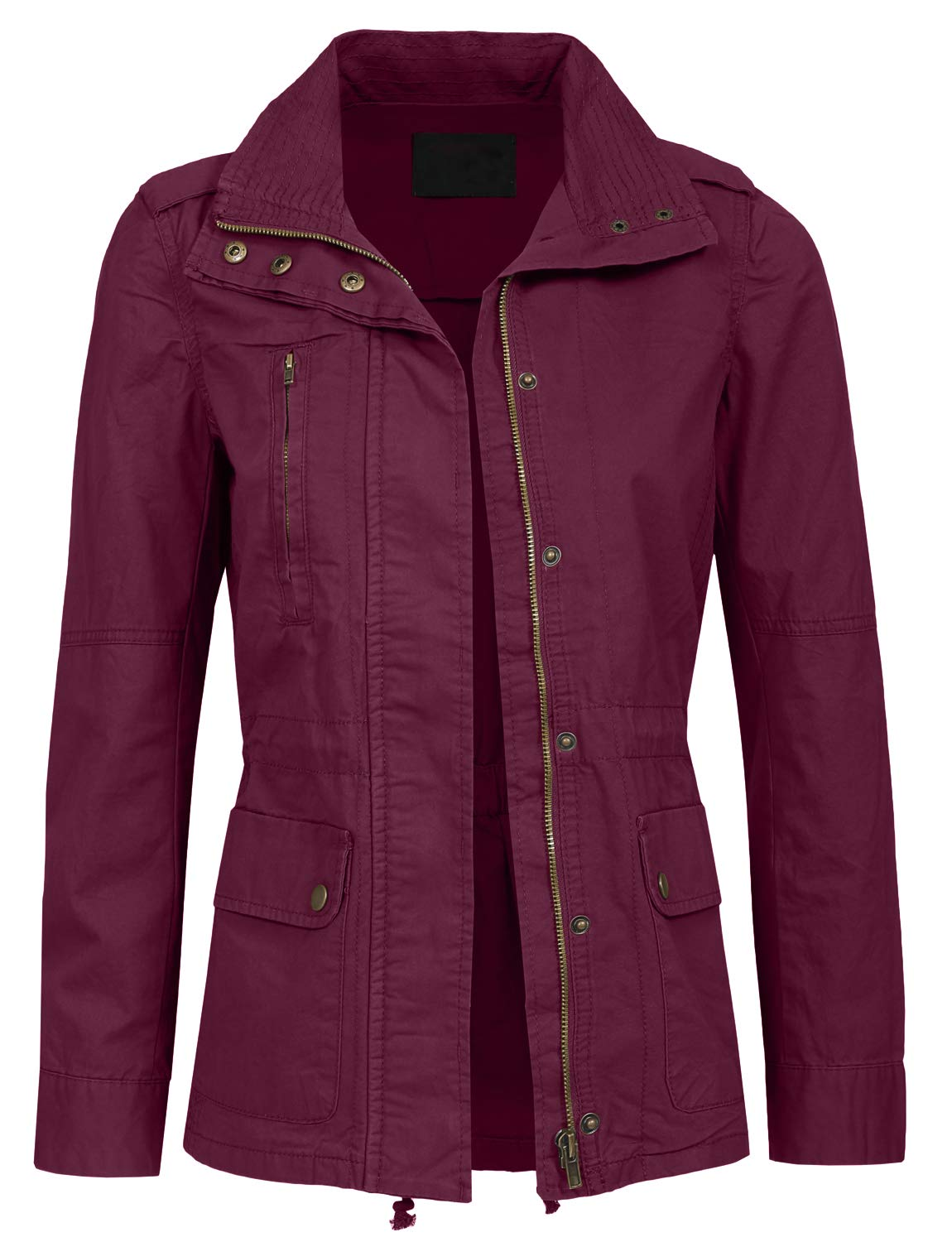 J. LOVNY Women's Versatile Military Anorak Jacket in Various Styles S-3XL by J. LOVNY