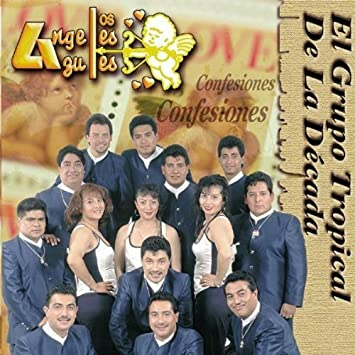 Confesiones De Amor By Angeles Azules 2001 05 11 Amazon Com Music