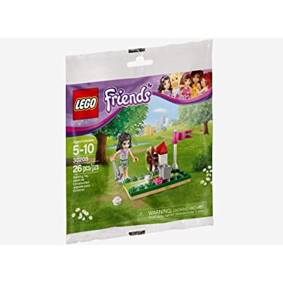 LEGO Friends Mini Golf Mini Set #30203 [Bagged]: Toys & Games