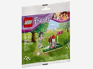 LEGO Friends: Mini Golf Establecer 30203 (Bolsas): Amazon.es ...