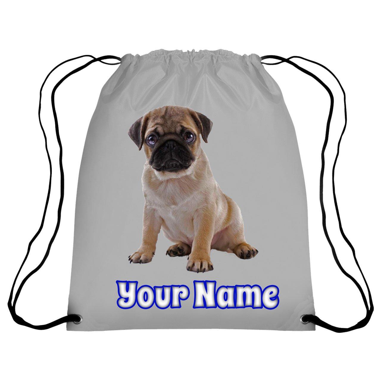 Womens Long Cute Pug Dog Print Scarf,WINWINTOM Ladies Girls Pug Dog Puppy Pugs Scarf Neck Wrap Shawl by Joy To Wear