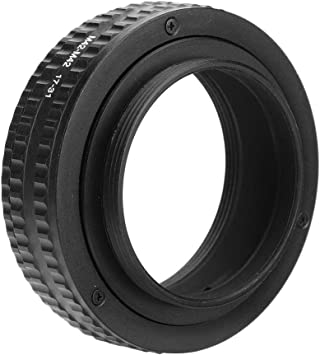 25-55mm Macro Tube Accessory Pomya Camera Lens Adapter Ring M42 to M42 Adjustable Focusing Helicoid Lens Adapter