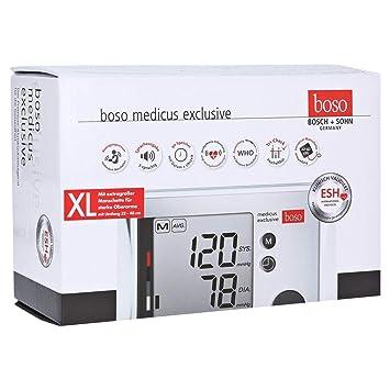 Boso Medicus Exclusive XL Tensiómetro de brazo: Amazon.es: Salud y cuidado personal