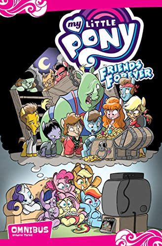 - My Little Pony: Friends Forever Omnibus, Vol. 3