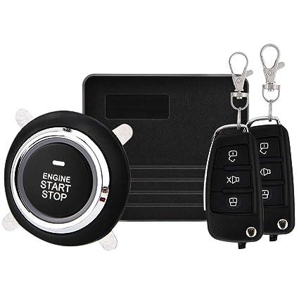Sistema de seguridad antirrobo de Coches vehículo,alarma ...