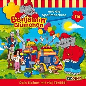Benjamin und die Spaßmaschine (Benjamin Blümchen 116) Performance