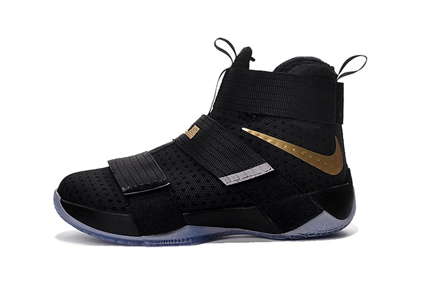 3f900e41bee Buy Pluralgirl Men s Lebron Soldier 10 EP Basketball Shoes Online at Low  Prices in India - Amazon.in