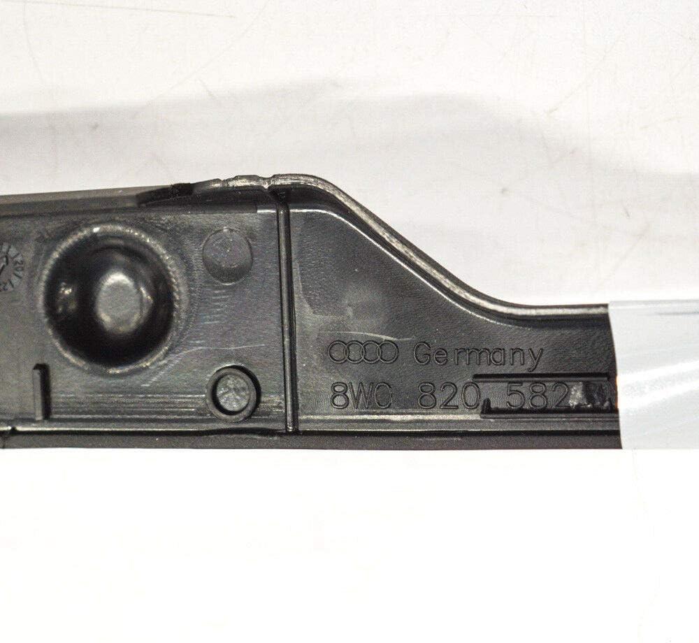 A4 B9 8W0820582C - Cubierta para guardabarros delantero derecho ...