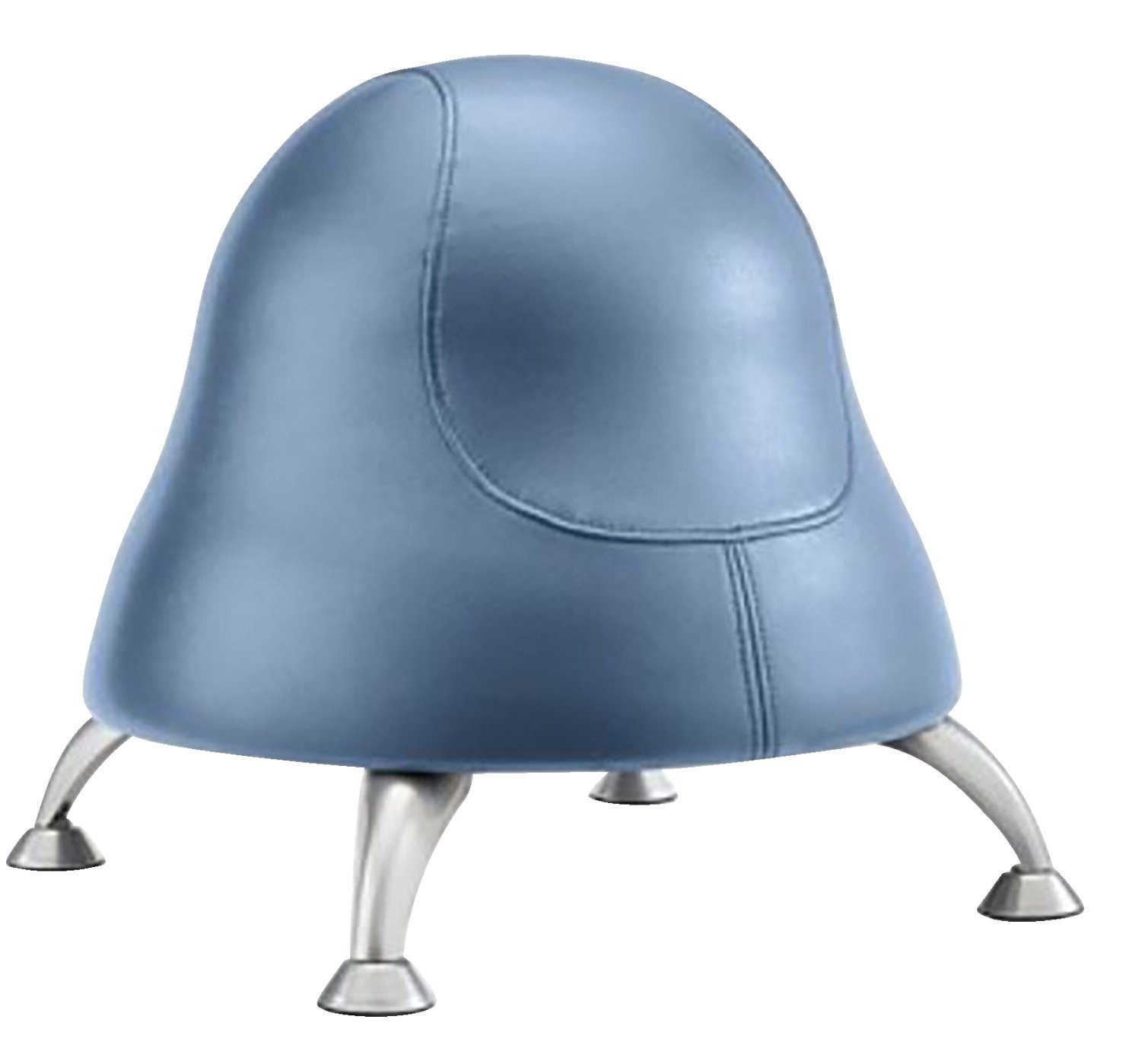 Safco Runtz Vinyl Ball Chair, 22-1/2 x 22-1/2 x 17 Inches, Ocean by Safco