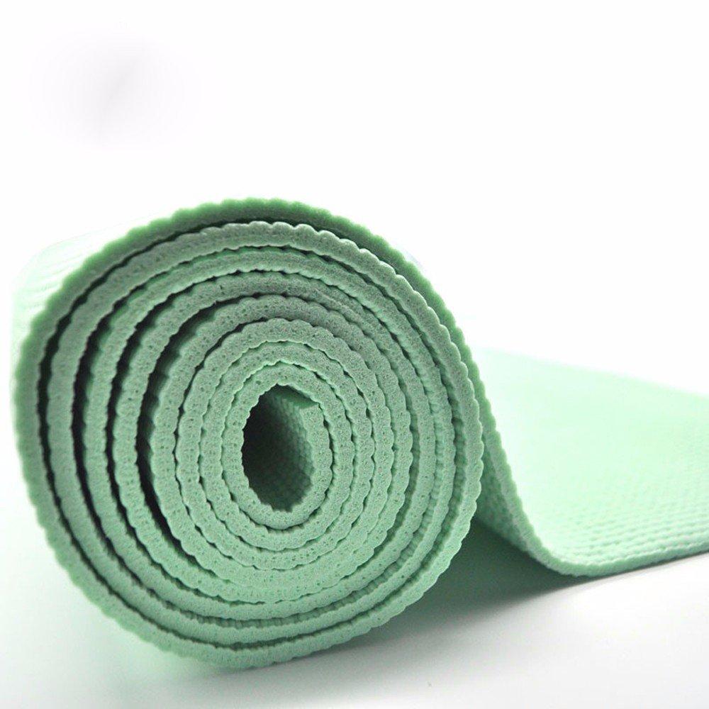 KHSKX-4Mm Yoga - Fitness - Matte Anti - Rutsch - Yoga - Matte Sportliche Fitness - Matte 173  61Cm