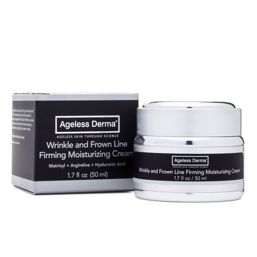 Ageless Derma Anti Wrinkle Cream by Dr. Mostamand is an Anti Aging Face Cream and Wrinkle Serum for a Youthful Skin