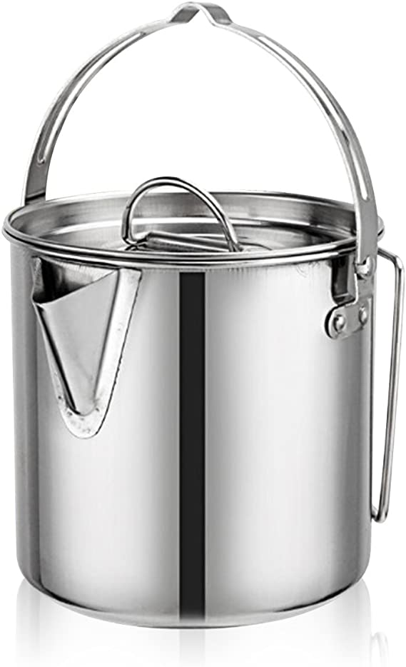 Evaliana 1.2L Stainless Steel Teakettle