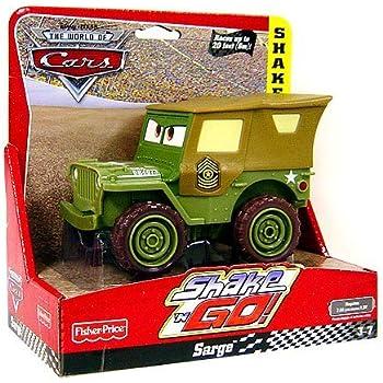 fisher price shake 39 n go disney pixar cars red toys games. Black Bedroom Furniture Sets. Home Design Ideas