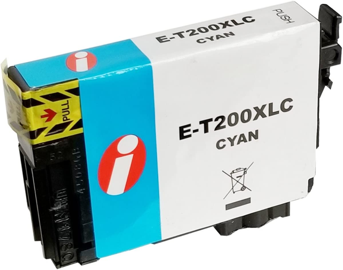 Amazon.com: 4 unidades Ink4work 200 x l Cartucho de tinta ...