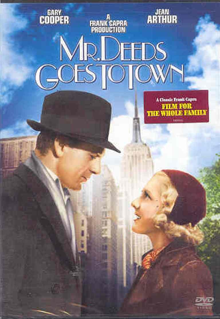 amazon com mr deeds goes to town remastered gary cooper jean amazon com mr deeds goes to town remastered gary cooper jean arthur george bancroft lionel stander douglass dumbrille raymond walburn