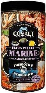 Cobalt Aquatics Ultra Marine Pellets Slow Sinking