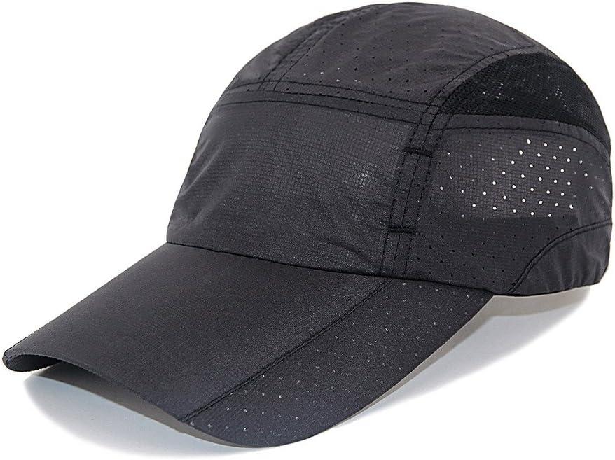 LETHMIK Sport Cap Summer Quick-Drying Sun Hat Unisex UV Protection Outdoor Cap