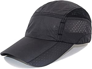 LETHMIK Sport Cap Summer Quick-Drying Sun Hat Unisex UV Protection Outdoor Cap