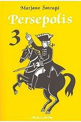 Persepolis, tome 3 Album