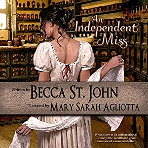 An Independent Miss Audiobook