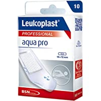 BSN MEDICAL - LEUKOPLAST AQUAPRO 19X72MM10UN