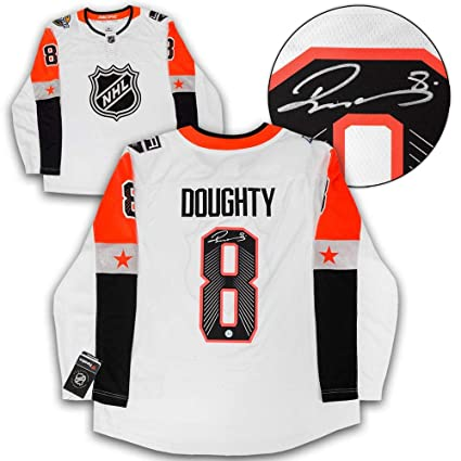 Image Unavailable. Image not available for. Color  Drew Doughty Signed  Jersey - 2018 All Star Game Fanatics - Autographed NHL Jerseys c26e393a4