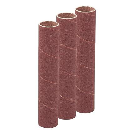 Silverline 276490 - Rodillos abrasivos 90 mm, 3 pzas (19 mm, Grano 80): Amazon.es: Bricolaje y herramientas