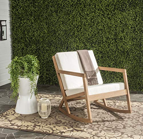 Safavieh PAT7013A Outdoor Collection Vernon Rocking Chair (West Elm Outdoor Furniture)