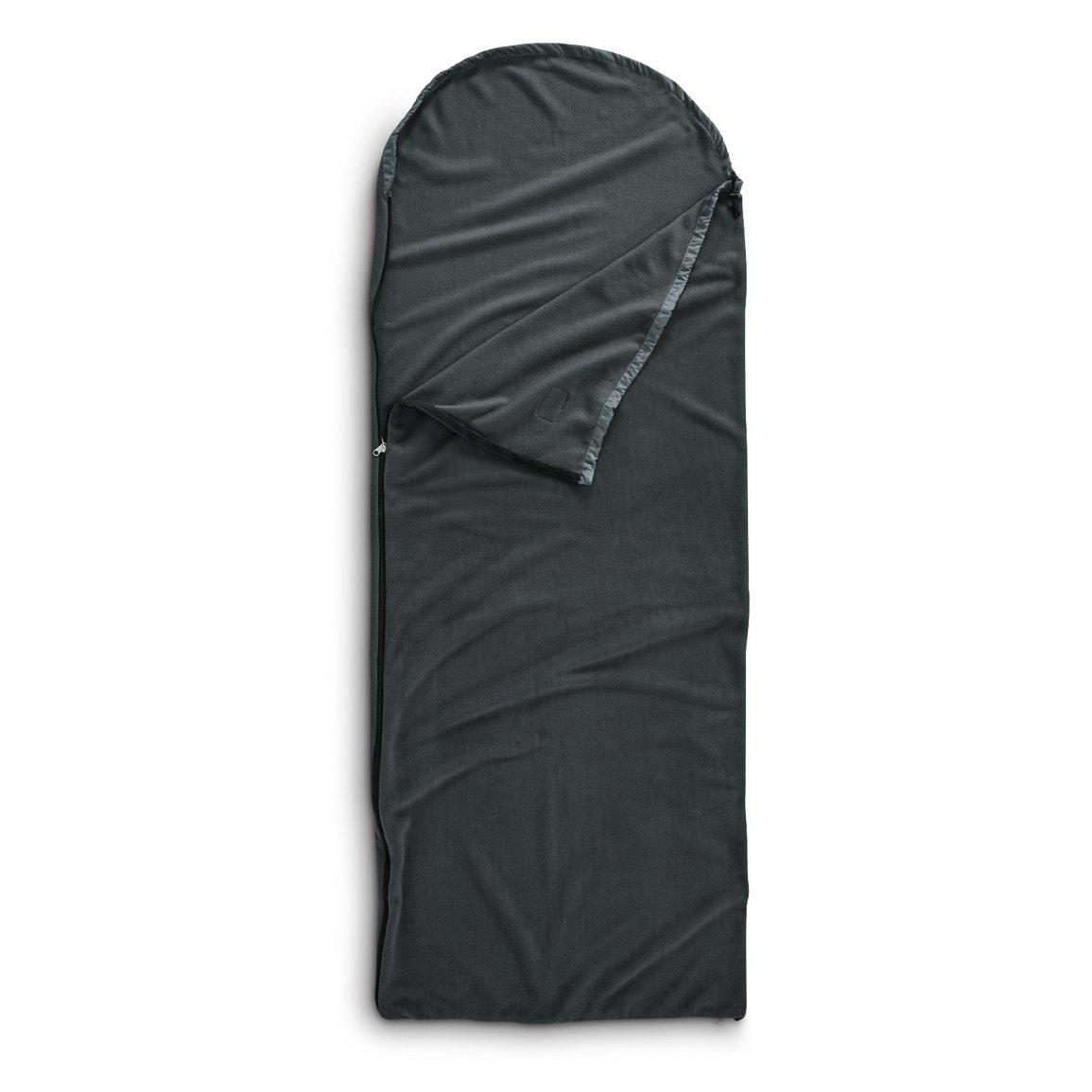 ガイドギアフリース寝袋ライナー B079KGXT61