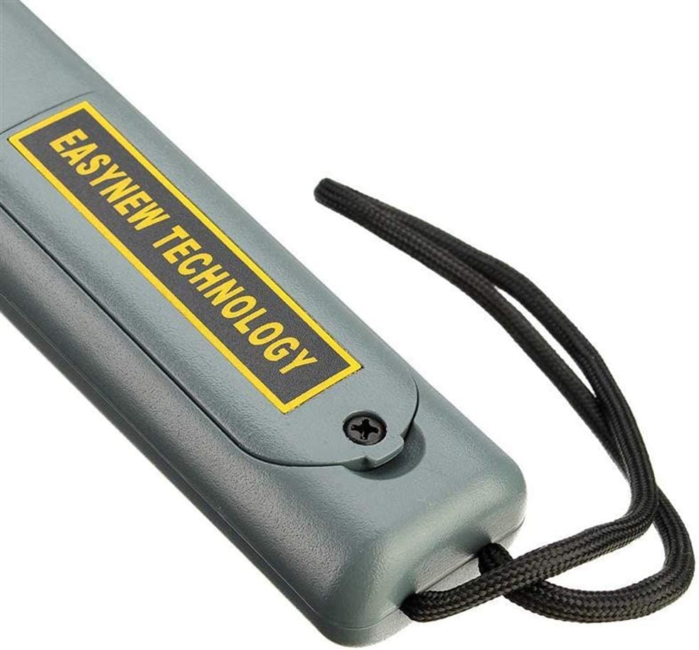 High Sensitive Handheld Metal Detector GC-101H Cost-Effective Detector Used for Various Safety Checks.