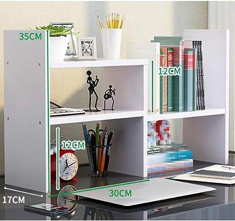 Estantería de mesa, estantería de escritorio para niños simple ...