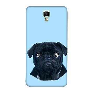 Carcasa Samsung Galaxy Note 3 Neo - perro Breton: Amazon.es ...