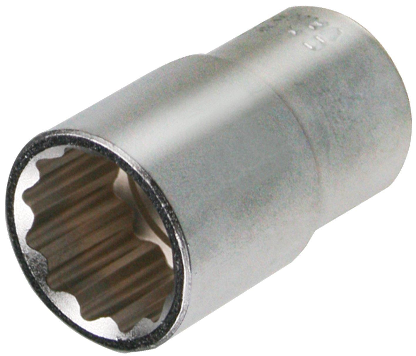 SW-Stahl para llave de vaso (12 caras, 21 mm, 1/2 pulgadas, 05640 –  21 21mm 1/2pulgadas 05640-21 05640-21