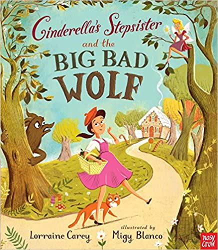 Read online Cinderella's Stepsister and the Big Bad Wolf PDF, azw (Kindle), ePub, doc, mobi