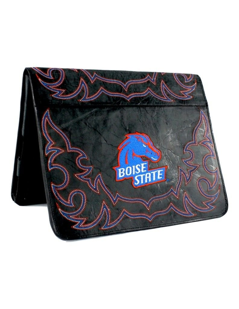 Black One Size GAMEDAY BOOTS NCAA Boise State Broncos Bsu-IP024Boise State University iPad 2 Cover