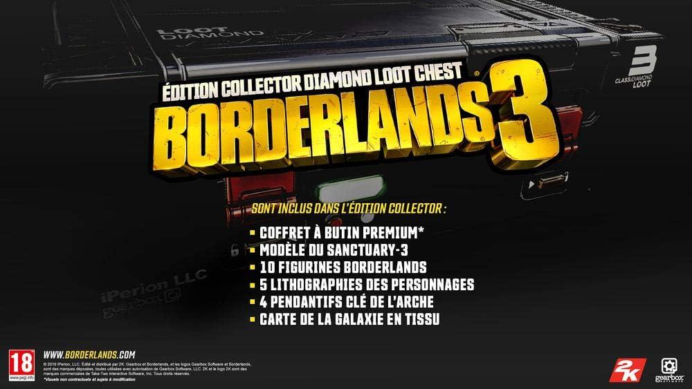 Borderlands 3 Coffret Collector [Importación francesa]: Amazon.es ...