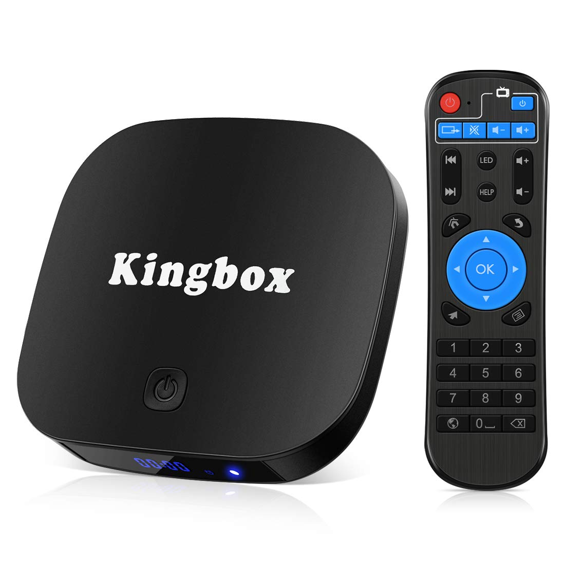 Kingbox (2018 Ultima versione) K1 Plus Android 7.1