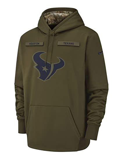 the best attitude 238c5 1fbb7 Amazon.com : Houston Texans 2018 NFL Salute to Service Men's ...