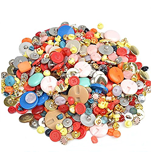 600 PCS Lot Mix Color DIY Round Resin Buttons for Sewing DIY Crafts Children's Manual Button Painting,DIY Handmade Ornament