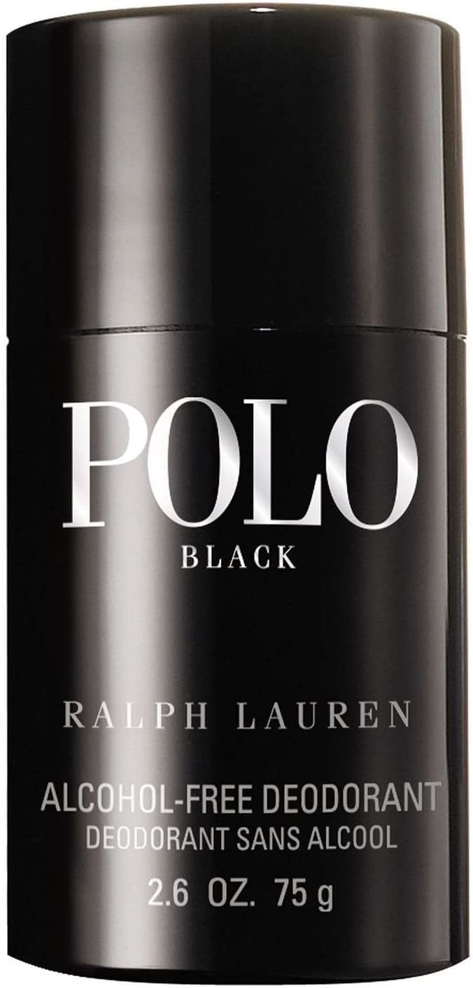 Ralph Lauren Polo Black Stick Desodorante 75 g: Amazon.es: Belleza