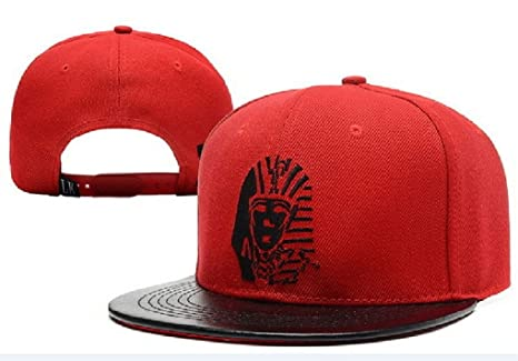 2017 Last Kings Snapback (Red, Black Brim): Amazon.es: Deportes y ...