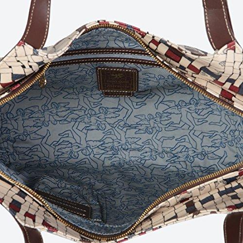 Shopper PIERO GUIDI Intreccio Art Donna - 3126X1529 Cacao Precio Barato Finishline Extremadamente Holgura Con Mastercard K2W1J4Q