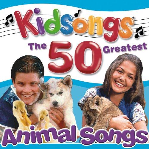 Amazon.com: Kidsongs: The 50 Greatest Animal Songs: Kidsongs: MP3